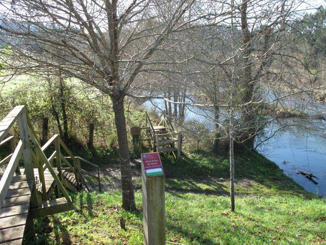 Senda Fluvial del Nansa en Muñorrodero