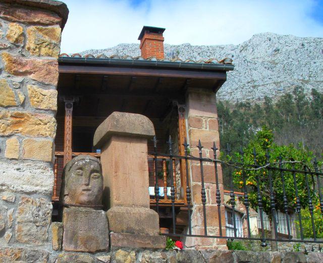 Pareja de Lamasón Cantabria