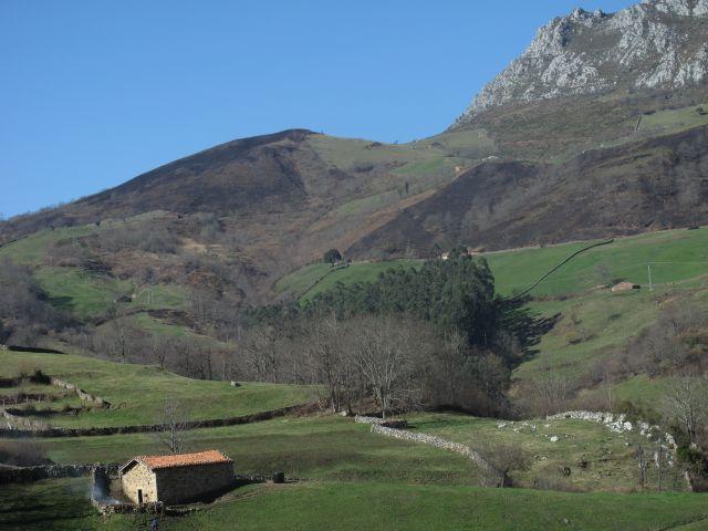 Collado de Hoz en Cantabria