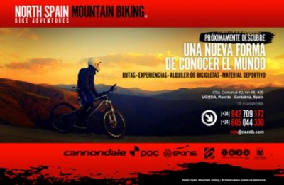 North Spain Mountain Biking- folleto