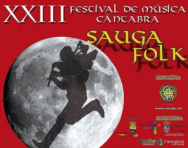 Festival Sauga Folk en Colindres Cantabria