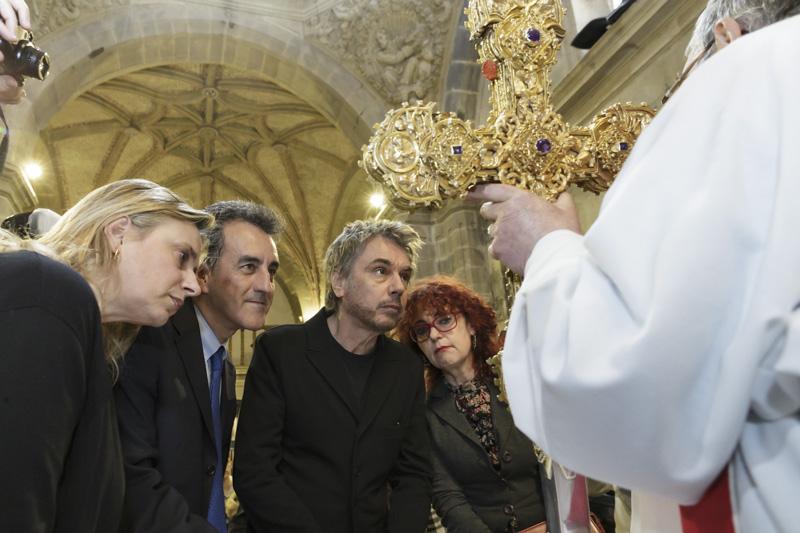 turismo cantabria - monasterio santo toribio - liebana - entradas - concierto - jean michel jarre - abril 2017