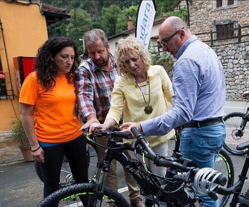 Cantabria - Saja-Nansa - Peñarrubia - ecología - sostenibilidad - bicicletas eléctricas