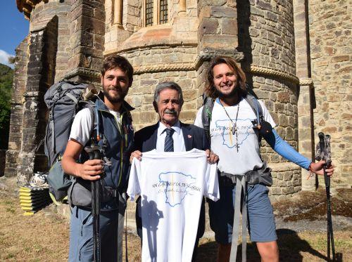 Cantabria - Camino Lebaniego - peregrinación
