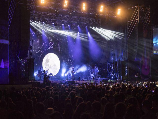 Rock en la Feria en Torrelavega Cantabria
