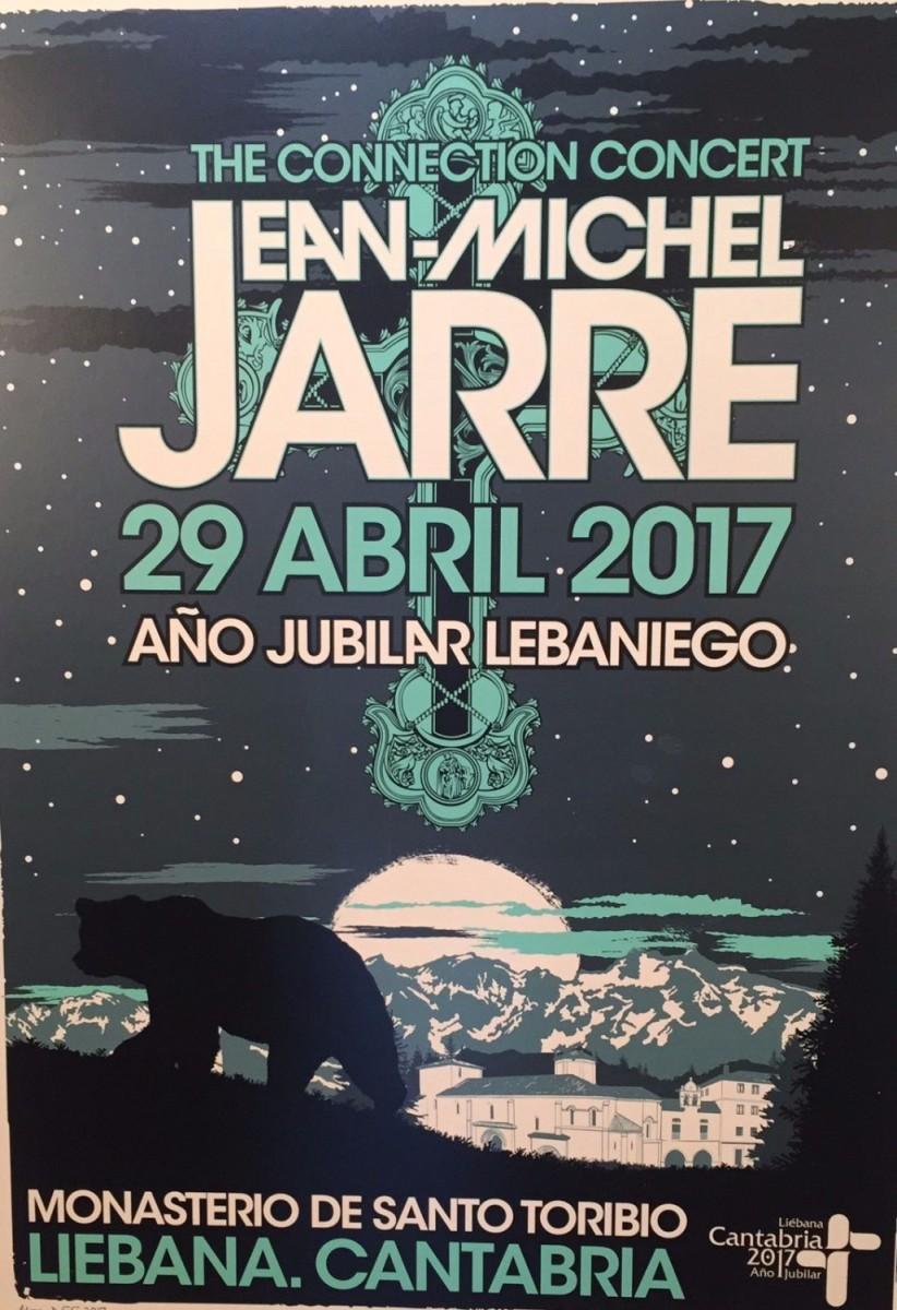 turismo cantabria   liebana   monasterio santo toribio   camino lebaniego   ano jubilar lebaniego 2017   actividades culturales   concierto   jean michel jarre