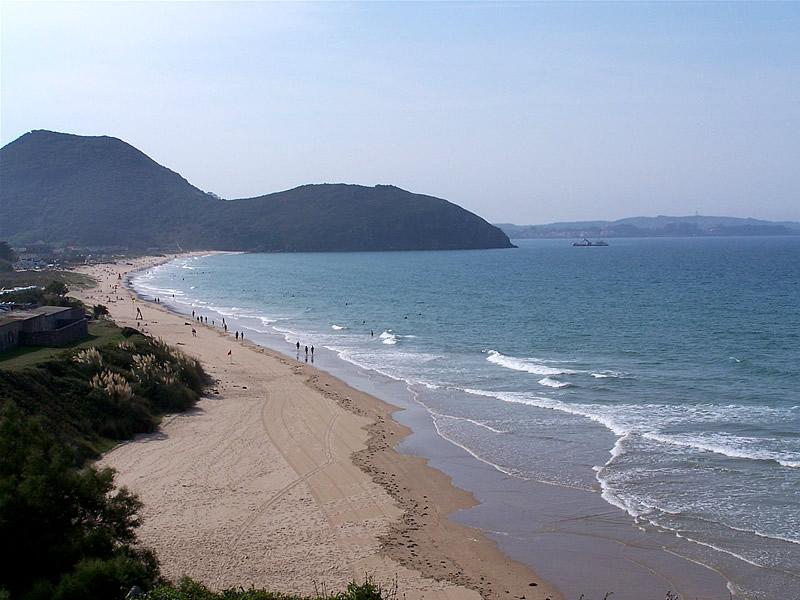 Resultado de imagen para Playa de Berria