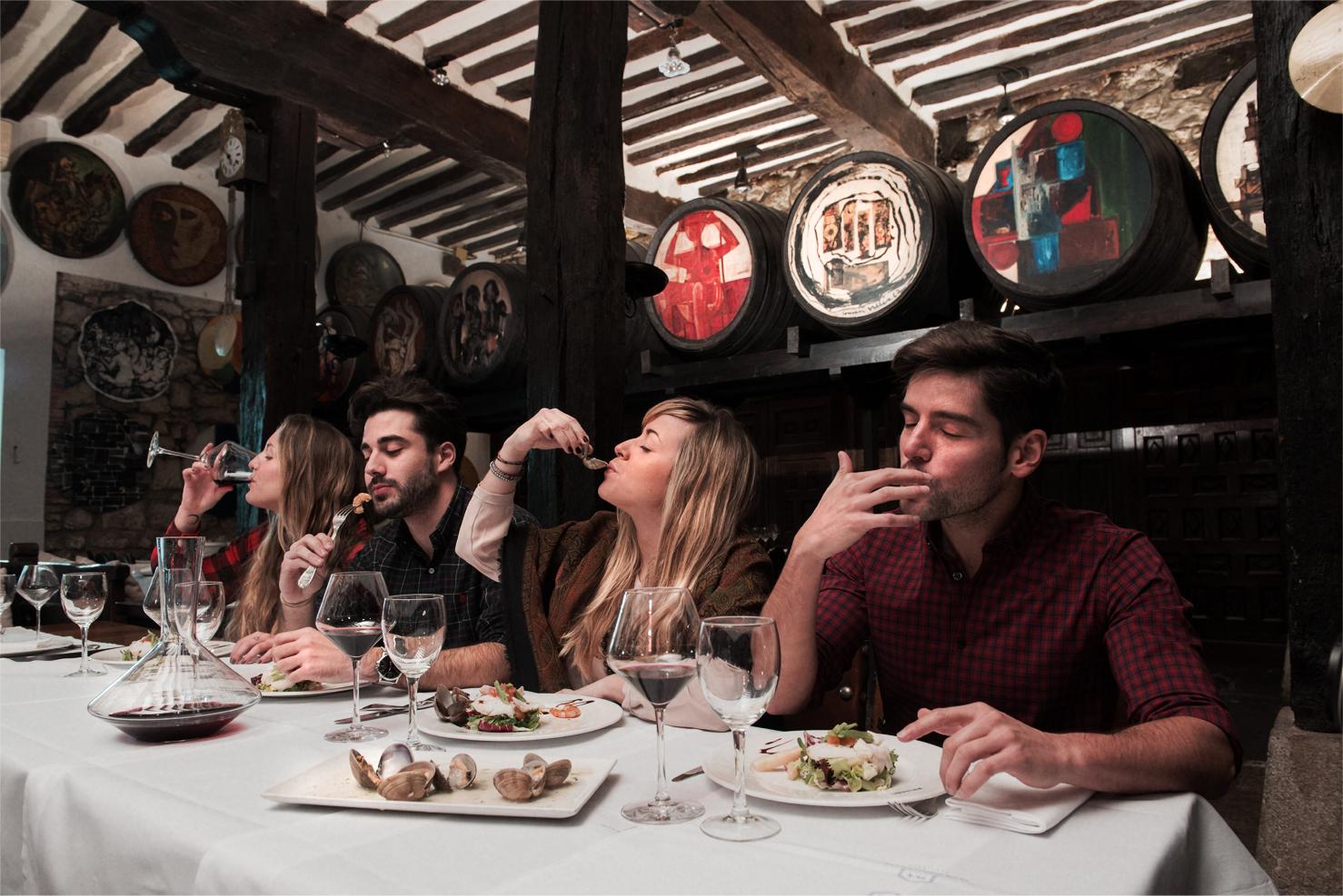 Gastronomia/Gastronomy :: Cantabria, Spain - Cover